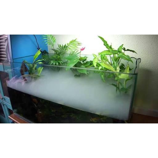 Mesin Kabut Mist Maker T Untuk Kolam Aquascape Paludarium Anti Algae Shopee Indonesia