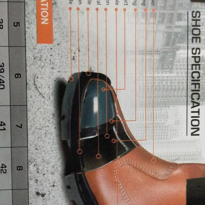 Talakeselamatan- Sepatu Safety Kings 805 Coklat / Hitam Original Murah - Hitam -Asli.