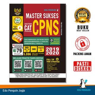 Master Sukses Tes Cpns 2019 Buku Cat Cpns Asn 2019 Soal Hots Free Bubble Wrap