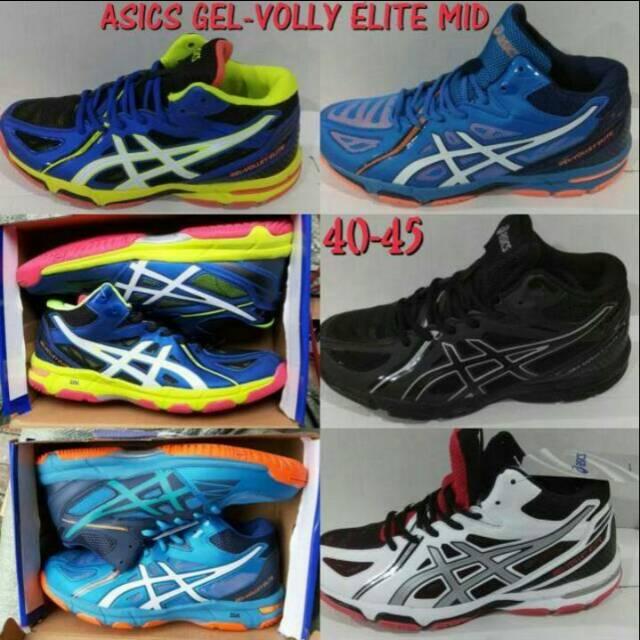 Parpadeo Grabar Transeúnte  Asics Gel - Volley Elite   Shopee Indonesia