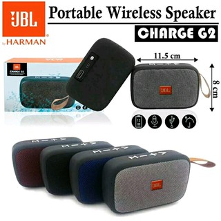 Speaker JBL Charge G2+ Mini Portable Bluetooth Wireless