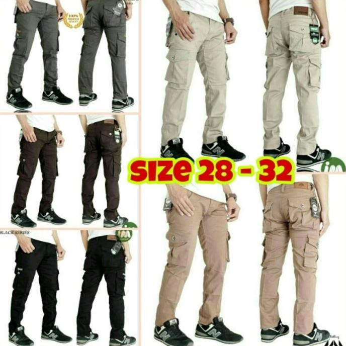 Dapatkan Harga celana cargo Diskon   Shopee Indonesia -. Source · Kelebihan Kekurangan Valatex Celana