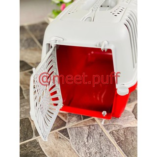 PET TRAVEL Kennel Box kandang murah kucing anjing ...