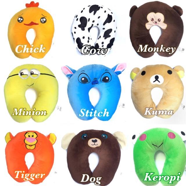Bantal Boneka Plush Bentuk Bulat Gambar Emoji Lucu  ad0cfa11b6