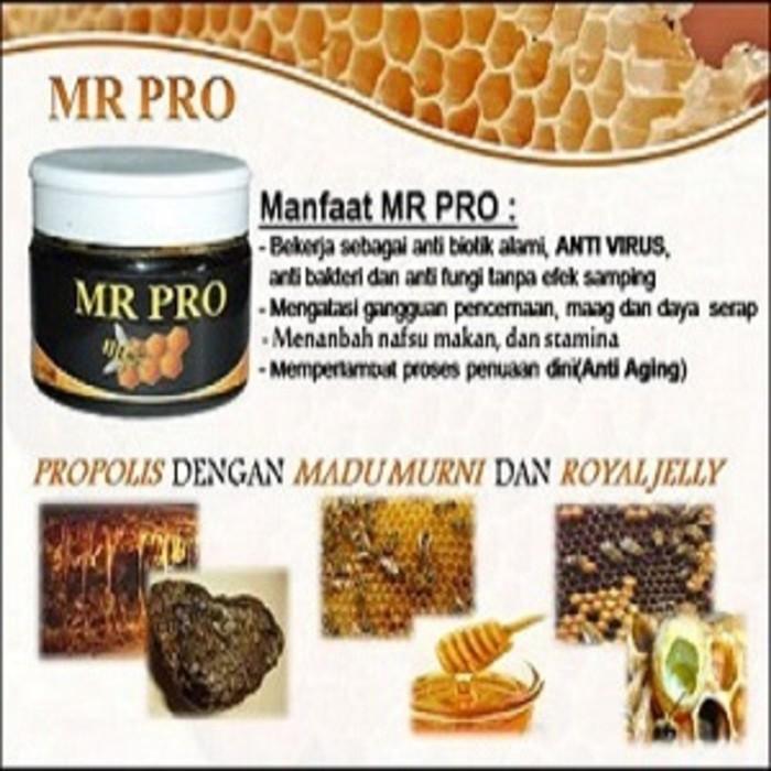 +NO KW YA+ Mr Pro Obat Herbal/Suplemen Penggemuk/Penambah Berat Badan   Shopee Indonesia