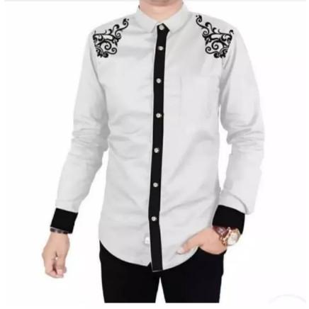 RABBANI MEN - KEMKO ZUMI Baju Muslim Pria Kemeja Koko Lengan Panjang Manset Original Lebaran 2020
