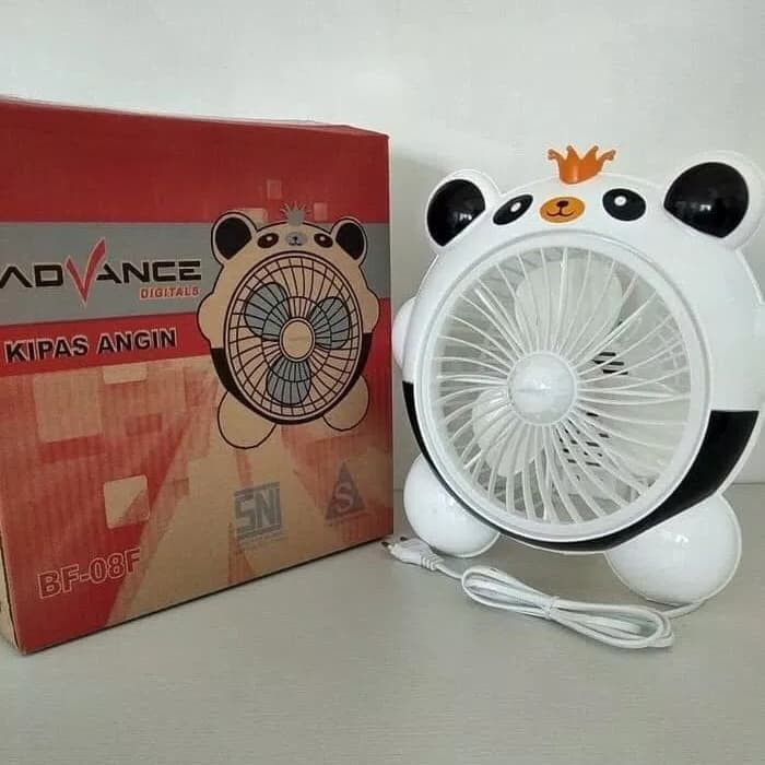 MITOCHIBA kipas angin meja 8inch karakter minion 822 KT/desk fan 8"