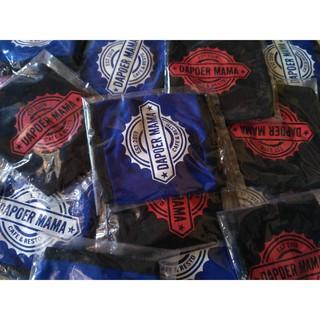 Masker kain sablon custom desain sendiri (dapet 12pcs ...
