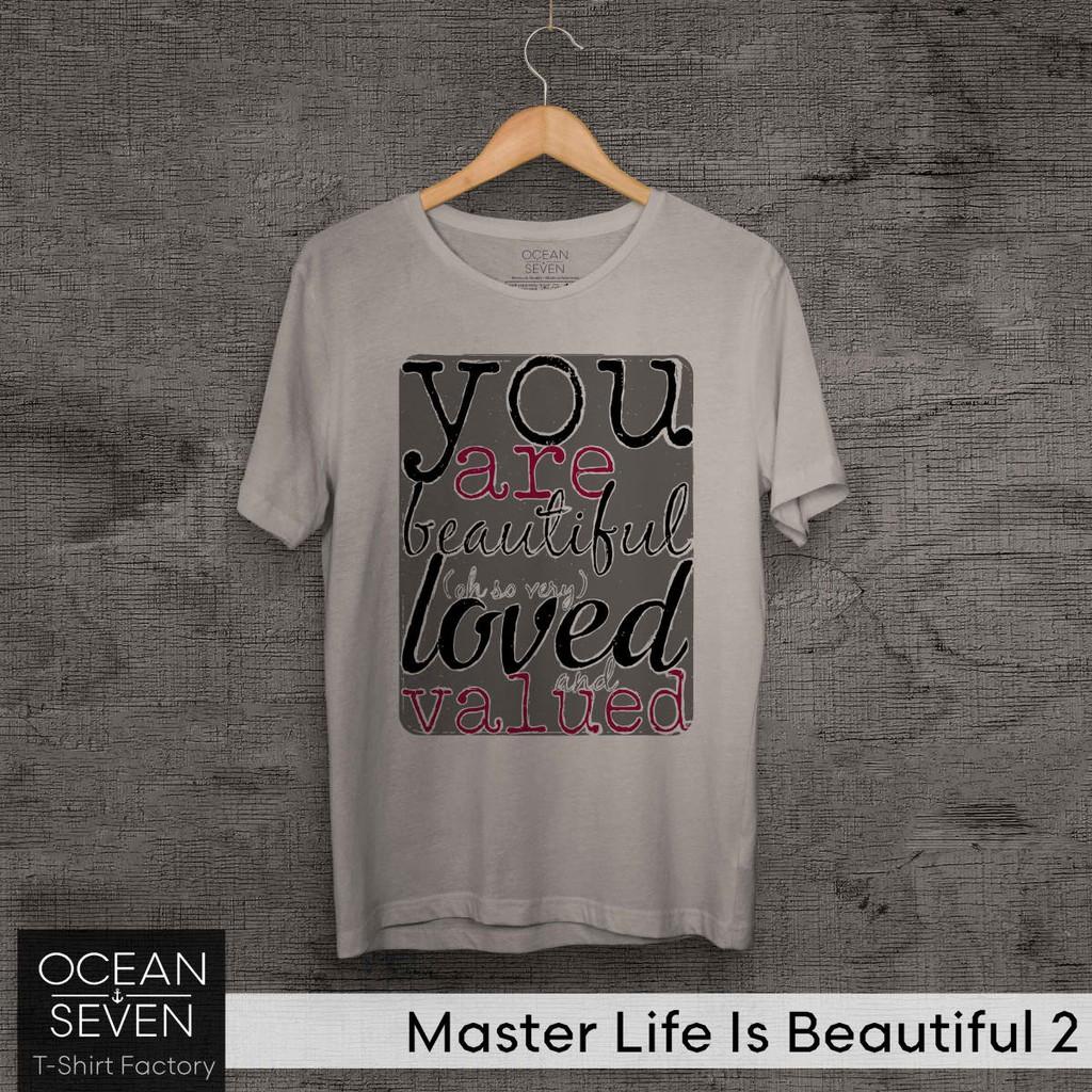 Kaos Twitter Poster 4 - Baju Tshirt Atasan Pria Wanita Anak Cotton Katun Ocean  Seven Distro  05323bed3b