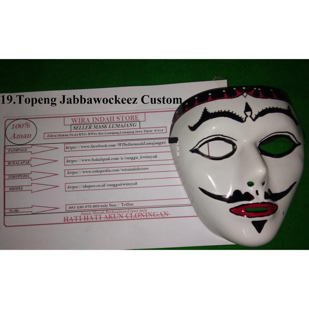 Jual Topeng Joker Topeng Murah Dan Bagus Berkualitas Shopee Indonesia