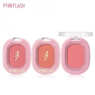 COD Pinkflash Ohmyhoney blush powder kosmetik matte natural repair blush on CANTIKLIB 8