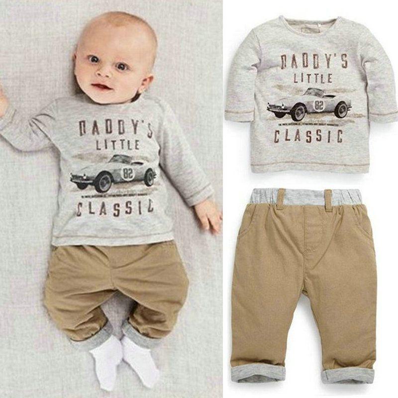 66 Koleksi Model Baju Bayi Cowok Umur 5 Bulan HD Terbaik