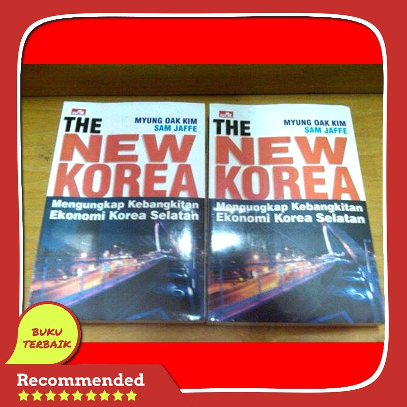 the new korea jaffe sam kim myung oak