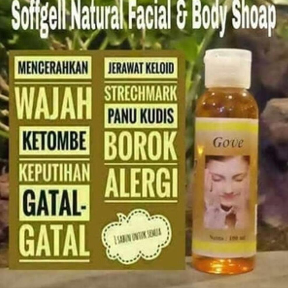 Sabun Gove Cair Shopee Indonesia Eceran Original