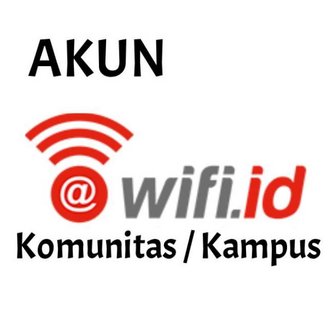 Akun Wifi Id Komunitas Shopee Indonesia