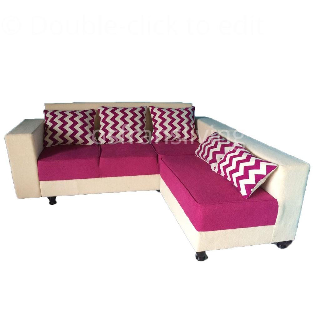 Sofa Minimalis Terbaru Kursi Ruang Tamu Murah Lucu Unik Sudut L