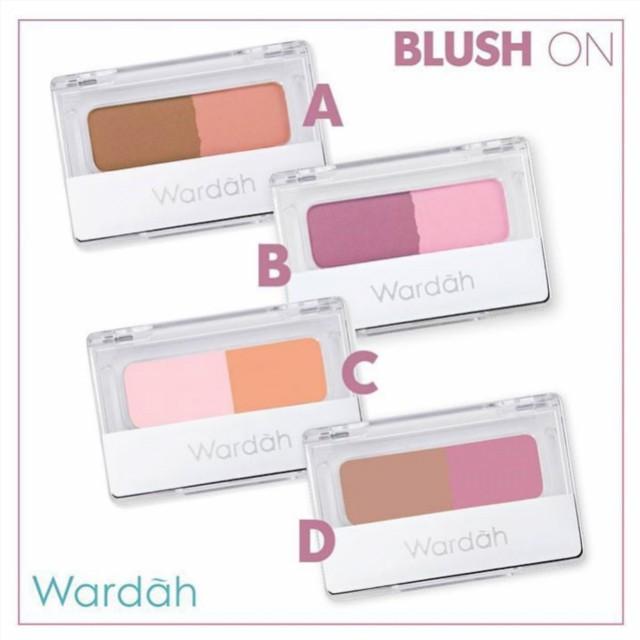 Wardah Blush On | Shopee Indonesia