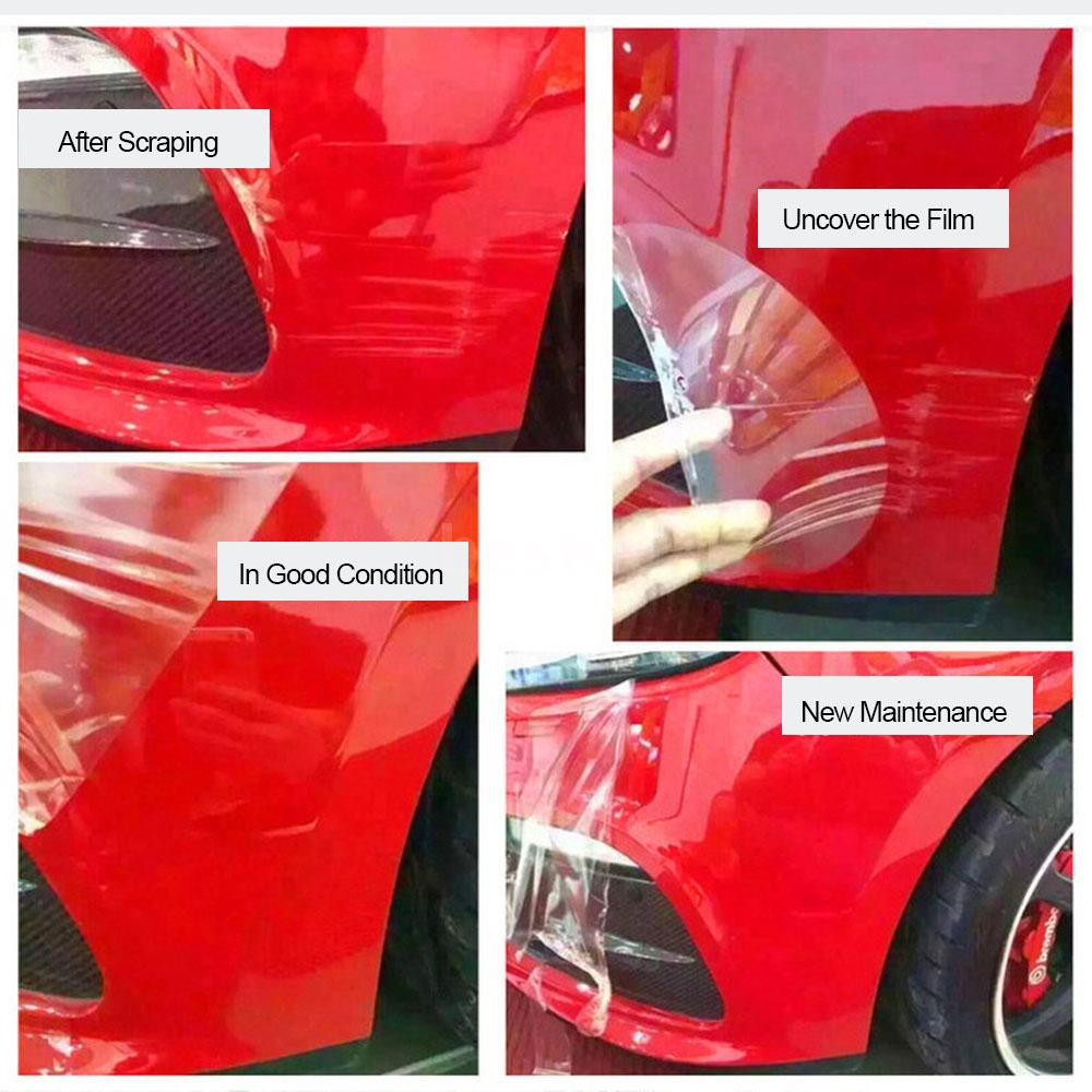 Stiker Film Transparan Pelindung Cat Mobil Anti Gores Shopee Indonesia