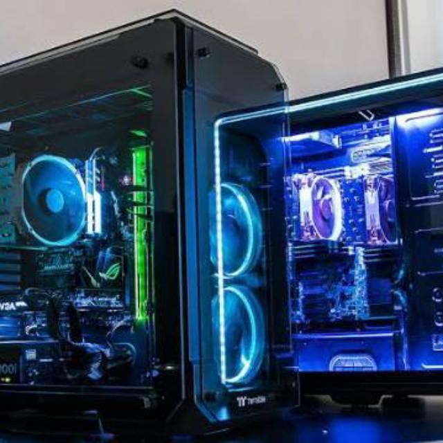 Custom PC Desktop