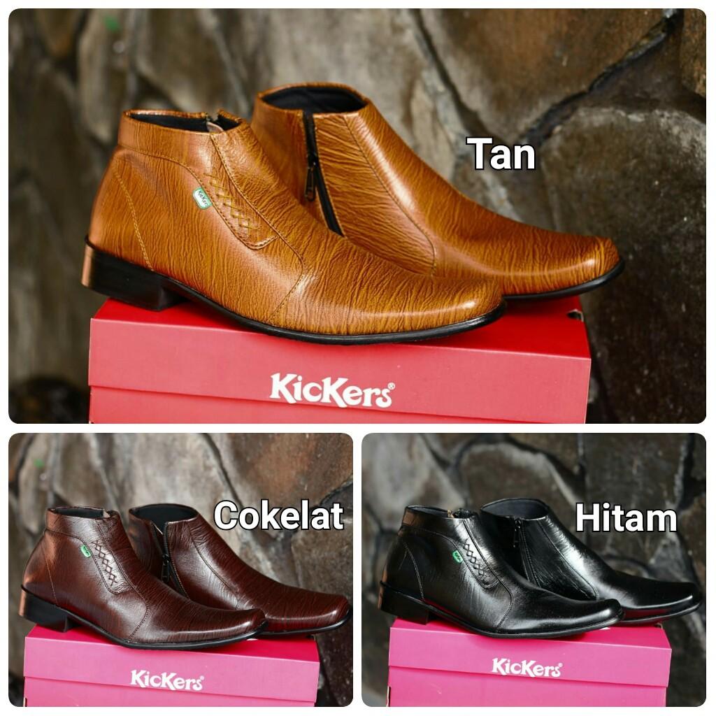 Rena Shoes Sepatu Formalkerja Kantorcasual Kondangan Kikers Pantofel Pria  Premium Formal Untuk Kerja Dan Pesta Wetan 1b685b3fcf