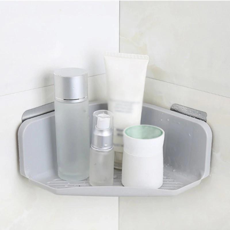 Bathroom Basket Bathroom Products Luxury Cosmetic Storage Bathroom Shelf Holder Shopee Indonesia