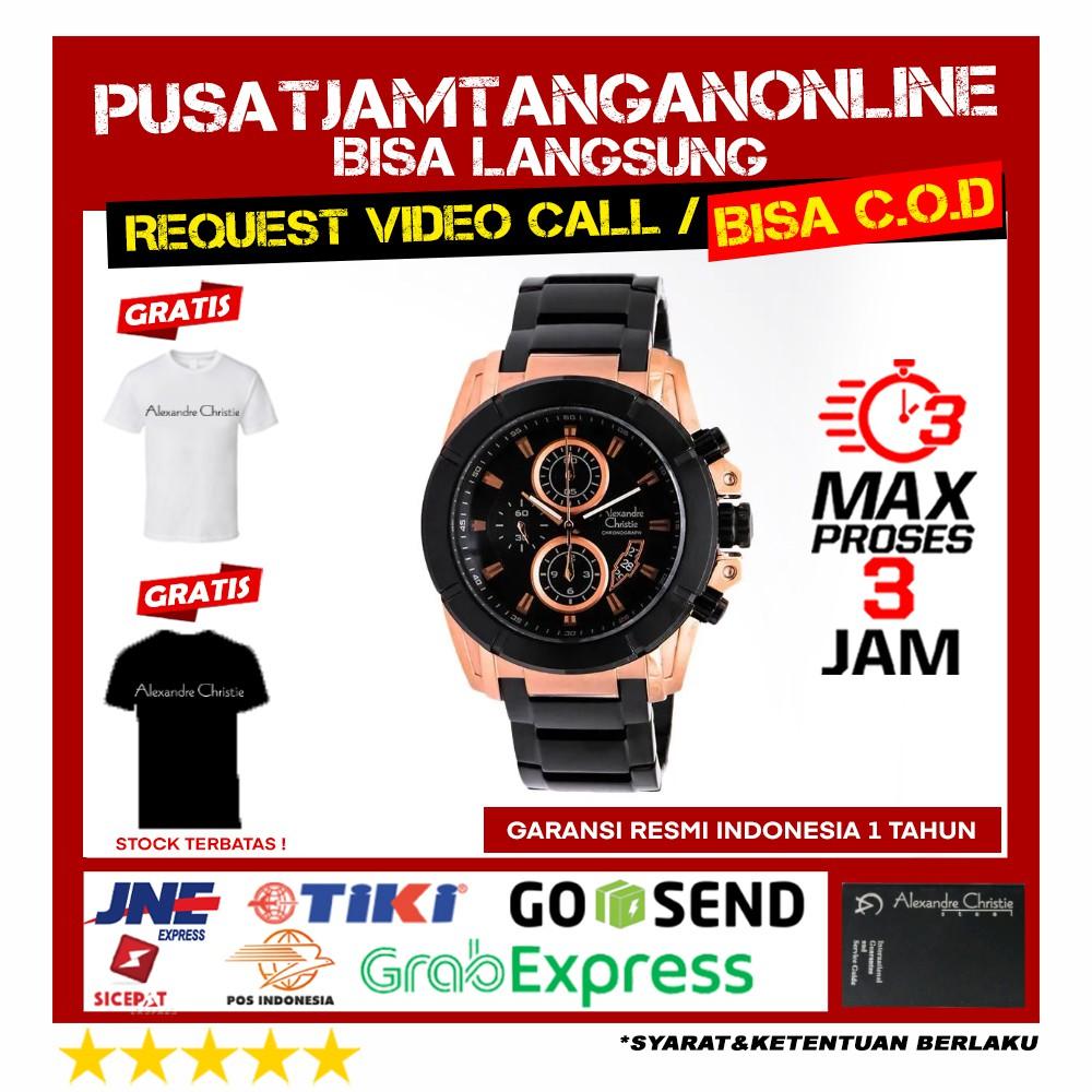 READY JAM TANGAN ALEXANDRE CHRISTIE AC6226MC AC 6226 MC AC6226  GARANSI RESMI 100% ORIGINAL