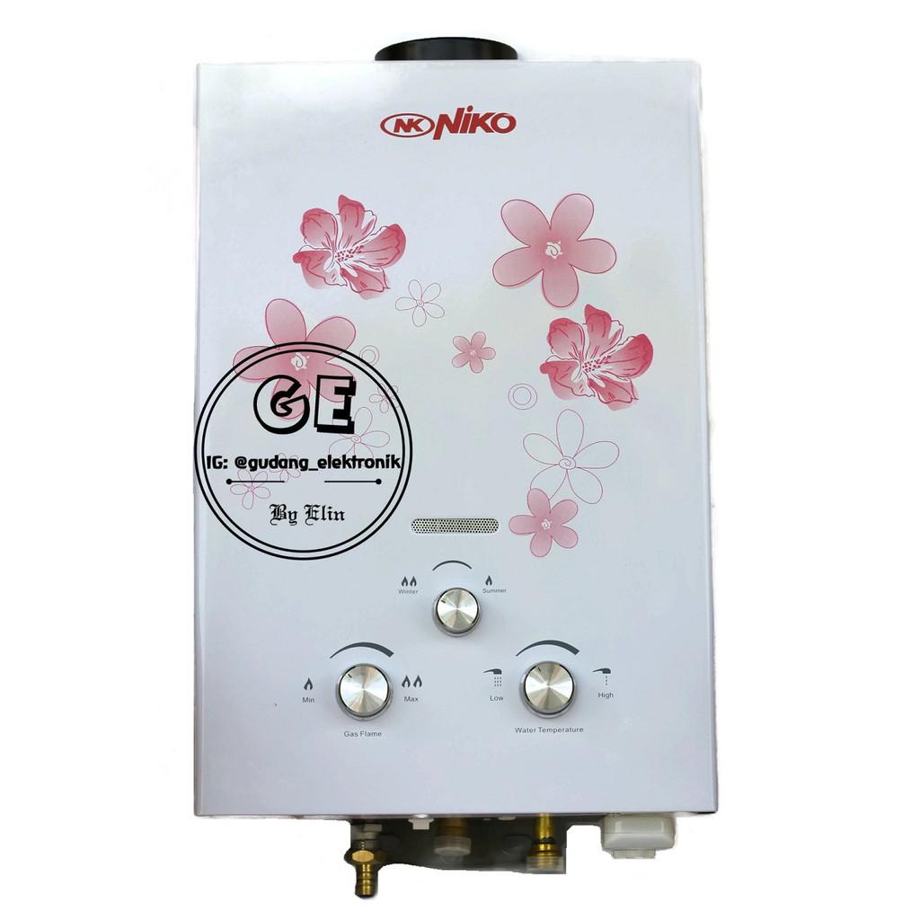 Pemanas Air Gas Midea Terbaru Ada Led Indikator Jsd10 5dg2 Lebih Rinnai Reu 5 Cfc Water Heater Awet Shopee Indonesia
