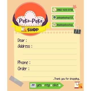 Jasa Desain Logo OS Online Shop, Label Pengiriman, Kartu ...