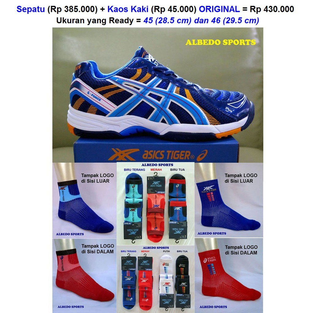 sepatu running eagle hijau   volly volley asics mizuno professional ... 04eb824c33