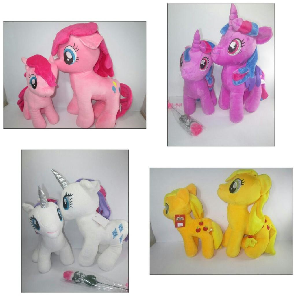 harga boneka unicorn kecil  boneka baru