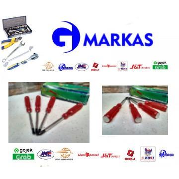 Obeng Ketok + / Obeng Go Trought / Obeng Ketok Termurah / Obeng Ketok Xp Tools / Obeng Ketok 3 inch