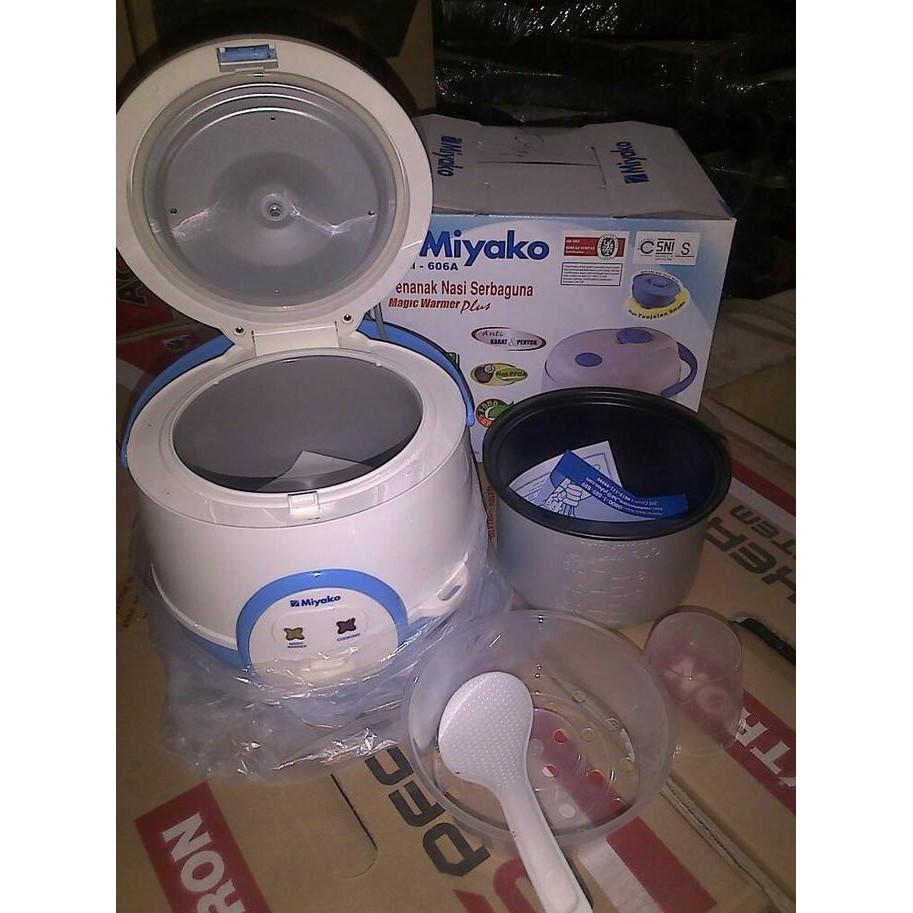Hemat Khusus Gojek Miyako Rice Box Atau Tempat Beras Tb38 Maspion Penyimpanan Mrd 12 Kg Promo Shopee Indonesia
