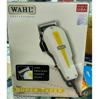 ALAT CUKUR mesin cukur rambut SUPER TAPER WAHL berkualitas made in usa bd87fb5e3c