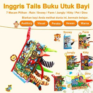 EELIC kain Buku Bayi-01 Learning Shapes, Bayi Dapat Belajar Dan Bermai | Shopee Indonesia