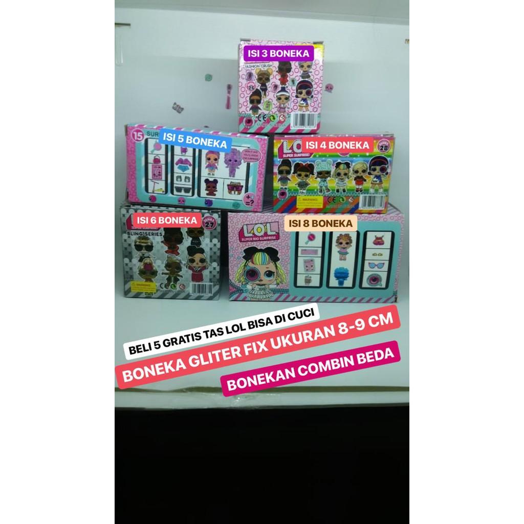 LOL Surprise Mainan Bola Kejutan untuk Hadiah Anak  b22b5ce923