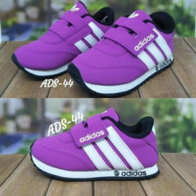 Sepatu Anak Perempuan Adidas Ads 44 Shopee Indonesia