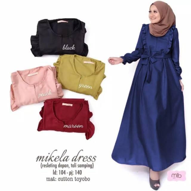 d29ab972166c maxi+dress+dress+muslim+hijab - Temukan Harga dan Penawaran Online Terbaik  - Mei 2019   Shopee Indonesia