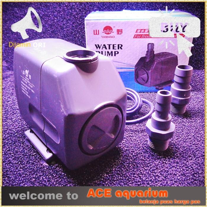 Pompa Air Kolam Ikan Watt Kecil YAMANO WP 3700 Water Pump ...