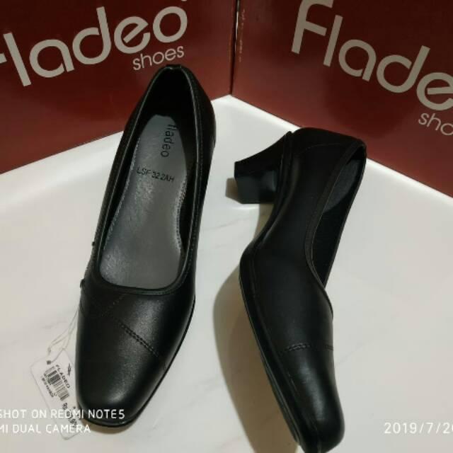 Sepatu Kerja Wanita Lsf32 2ahbck Sz 37 40 Merk Shopee Indonesia