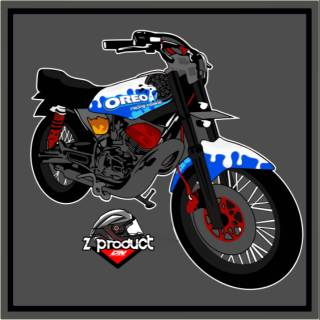 Decal Rx King Shopee Indonesia