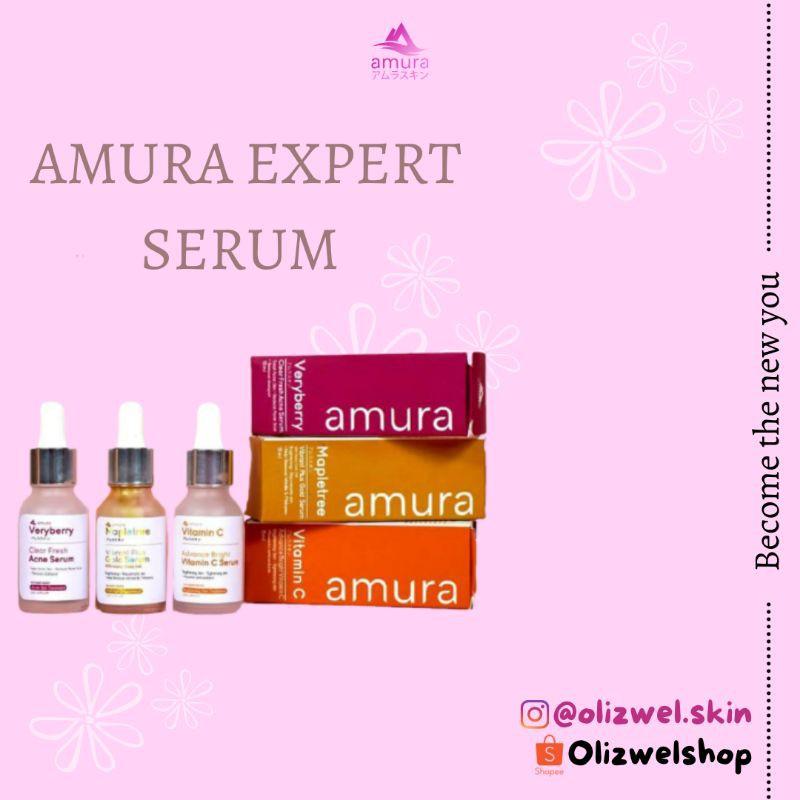 Amura Expert Serum Gold Bebas Flek Hitam Serum Amura Original Amura Gold Amura Expert Serum Asli