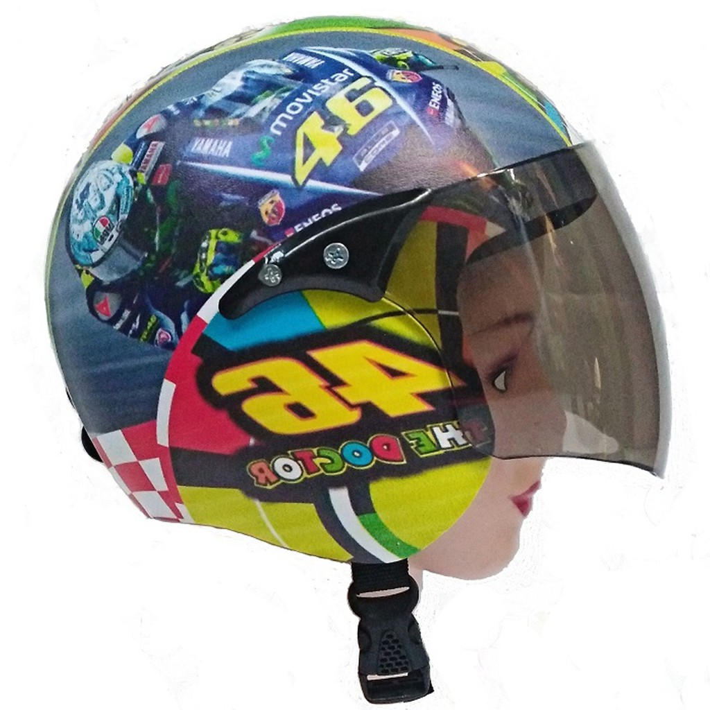 Helm Anak ...
