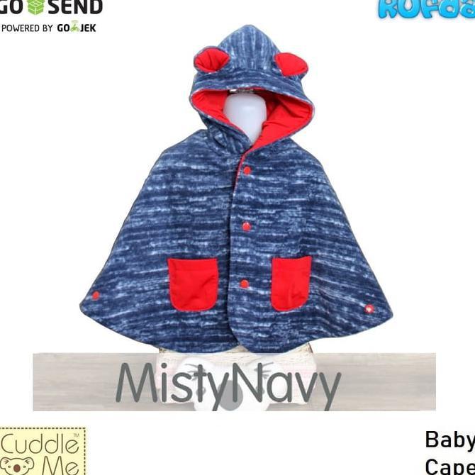 CUDDLE ME BABY CAPE / JAKET BAYI BOLAK-BALIK / BABY CAPE CUDDLEME | Shopee