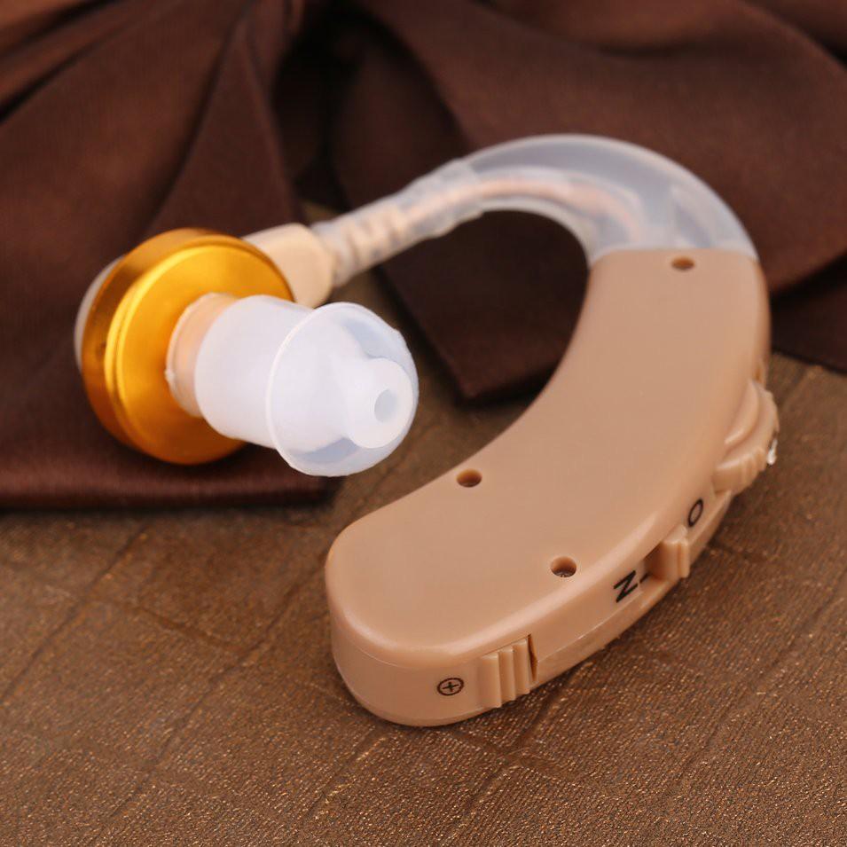 Alat Bantu Dengar Plastik Belakang Telinga dengan Pengaturan Pengeras Suara Audiphone F-188 | Shopee Indonesia