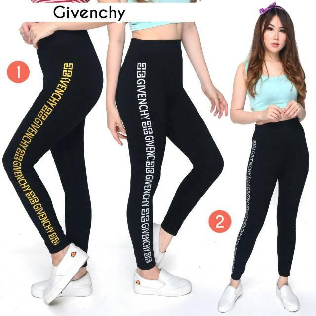 Premium Celana Legging Wanita Gnc Legging Import Shopee Indonesia