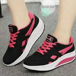 Sepatu NEO Sepatu Wanita Sneakers Keren Kets Cewek Running Murah ... b94f6cd436