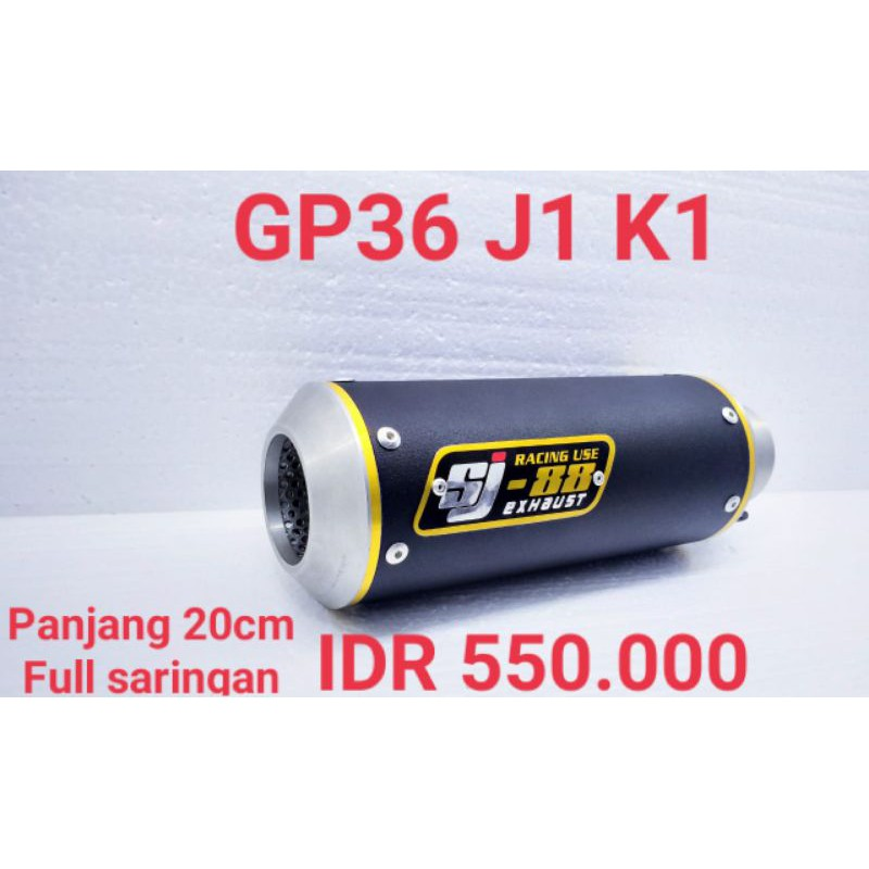 Silincer SJ88 GP36 series