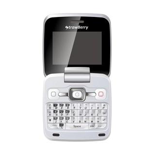 Strawberry Whisky Handphone Flip Hp Kamera Murah Bluetooth