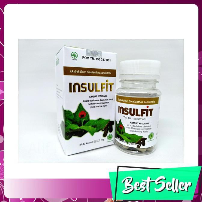 Obat Herbal / Obat Kuat Kapsul Ekstrak Murni Daun Insulin Insulfit Obat Alami / Obat Berkhasiat | Shopee Indonesia