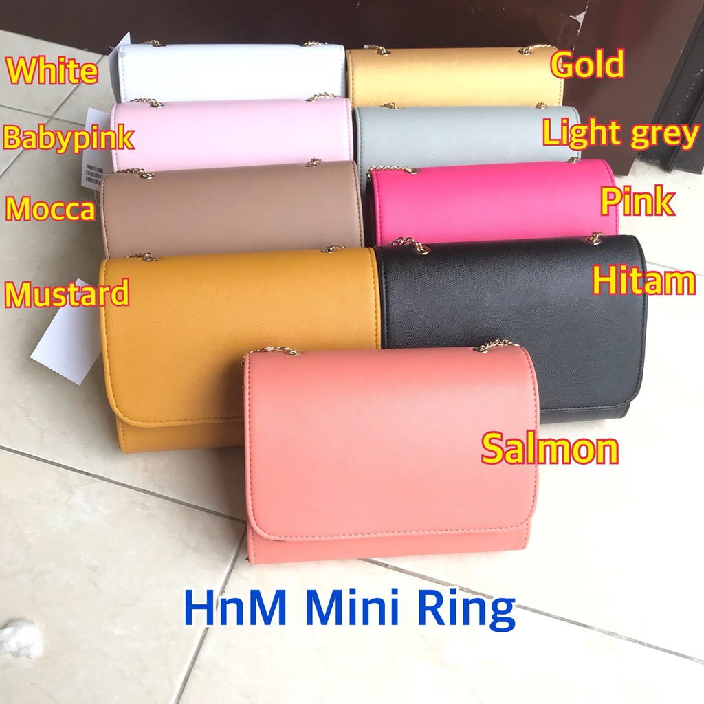 h m mini clutch hm bag tas hnm h m  b1f8f8e5f8